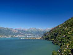 Lake Como: nature calling  blogged at faithieimages.com Yoga Today, Lake Como, Italy, River, Nature, Outdoor, Outdoors, Italia, Naturaleza