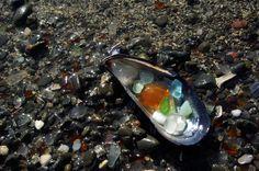 Glass Beach, Fort Bragg, CA