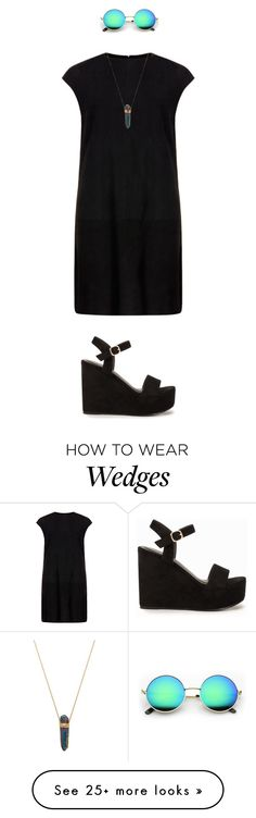 """""""Today's Outfit- 11-03-16"""" by indiegopearl on Polyvore featuring MuuBaa, Nly Shoes and Jacquie Aiche"""