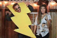 Julie Ann Art: Couples Halloween Costume - Part 4