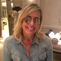 Mais um óculos fofo da @diamonddesign_! ❤️❤️