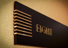 Eight & Horizon Corporate Identity by Nick Riley