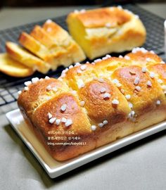 버터의 풍미 제대로~브리오슈 식빵 만들기 좋은 아침입니다^^ 오늘은 은근 아침에 추운 거 같네요~...