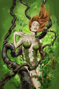 Poison Ivy by JacksDad