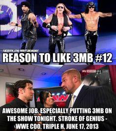 Reason to like 3MB No. 12....