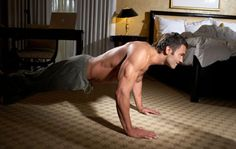 The Best New Exercises for Every Part of a Man's Body