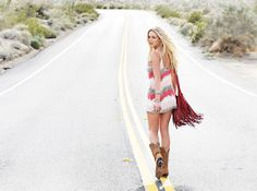 The Road to Coachella  BY SHEA M., 25 YEAR OLD FASHION BLOGGER OF CHEYENNEMEETSCHANEL.COM FROM WEST HOLLYWOOD, CA