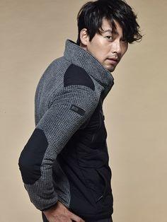 Hyun Bin for K2 Outdoorwear
