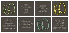 Uitnodiging 50 Jaar Verjaardag : Uitnodiging Verjaardagsfeestje 50 Jaar - Uitnodingingskaart - Uitnodingingskaart Inspirational Gifts, Vintage Cards, Samana, Ann, School, Birthday, Winter, Google, Recipes