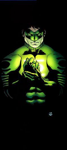 Green Lantern Kyle Ryner by Patrick Gleason