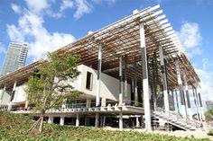 herzog & de meuron completes pérez art museum miami, FL, USA
