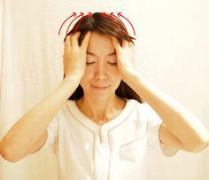 小顔に効果あり!簡単気持ちいい自分で出来る頭皮マッサージ|綺麗のトリセツ