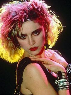 The Artist Known As Madonna - 1980's Fashion Trend Setters