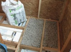 Cellulose Blow-in Insulation Cheap Insulation, Blown In Insulation, Roof Insulation, Types Of Insulation, Insulation Materials, Cellulose Insulation, Fiberglass Insulation, Insulating A Shed, Shed Design Plans
