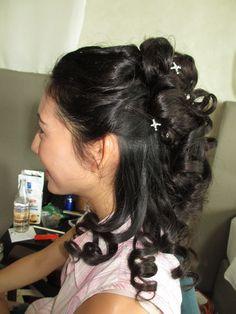 CHINESE AND ASIAN WEDDING HAIR AND MAKE UP