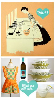 Oh So Lovely Vintage: Date night!
