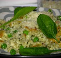 Recipes - sides on Pinterest | Risotto, Risotto Cakes and Gnocchi