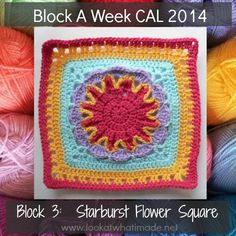 Block 3 by Donna Mason-Svara. Not her idea, but Dedri  promotes this wonderful challenge.