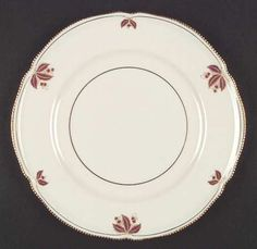 Castleton Golden Classic Pattern Bread and Butter Plate China USA