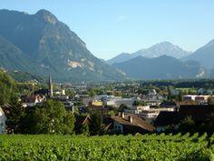 I lived in Vaduz, Lichtenstein for about 6 months.