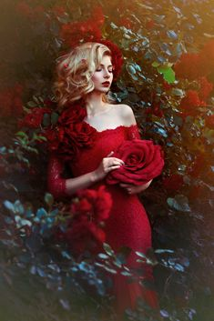 Beauty and lifestyle photography by Melanie Dietze - Ego - AlterEgo Fantasy Photography, Beauty Photography, Lifestyle Photography, Portrait Photography, Fashion Photography, Foto Fantasy, Female Portrait, Girl Photos, Lady In Red