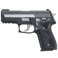 "SIG Sauer P229 Equinox Semi Automatic Handgun .40 S 3.9"" Barrel 12 Rounds Custom Wood Grips Black Finish Nickel Accents"