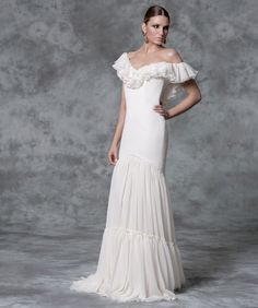 Vestidos de novia de Vicky Martín Berrocal 2014  #boda #vestidos