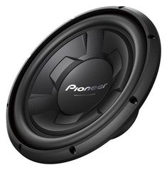 """Pioneer TS-W126M 1300 W Max 12"""" Single 4 Ohm Stereo Car Audio Subwoofer #Pioneer"""