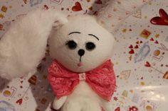 textile Bunny от Pozharova на Etsy