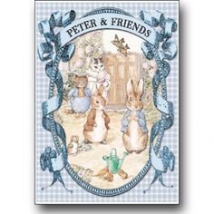 Peter Rabbit - Peter and Friends on Lish