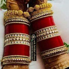 Bridal Bangles, Bridal Bracelet, Bridal Jewelry, Dainty Jewelry, Trendy Jewelry, Gold Bangles, Pearl Jewelry, Fashion Jewelry, Indian Wedding Pictures