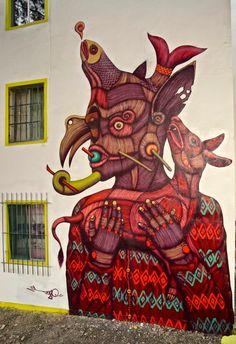 Proteo El Protector, Oaxaca El Rosario.