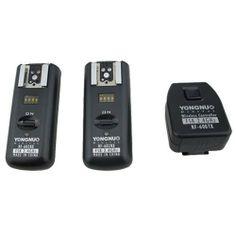 YONGNUO RF-602 Wireless Remote Flash Trigger for Canon 1000D 7D 60D 50D 40D 30D de Yongnuo, http://www.amazon.fr/dp/B00A05J2PO/ref=cm_sw_r_pi_dp_D-INsb04KC1P6
