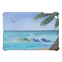 iPad Case - ocean waave