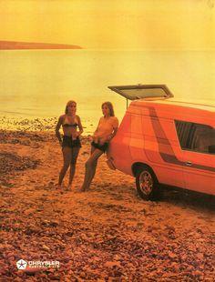 Aussie Muscle Cars, Chrysler New Yorker, Van Car, Australian Cars, Dodge Chrysler, Custom Vans, Venice Beach, Van Life, Mopar