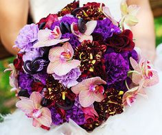 Pantone, Color of the Year, Radiant Orchid, Purple, Wedding Inspiration || Colin Cowie Weddings