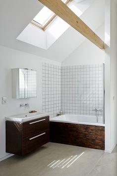 Carbon house by Mjölk Architekti.