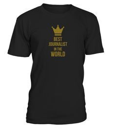 # Journalist / Journaliste T-Shirts .  168 sold towards goal of 1000 Buy yours now before it is too late!Secured payment via Visa / Mastercard / PayPalHow to place an order:1. Choose the model from the drop-down menu2. Click on 'Buy it now'3. Choose the size and the quantity4. Add your delivery address and bank details5. And that's it!NOTE: Buy 2 or more to save yours shipping cost