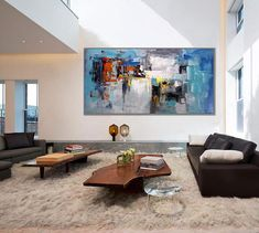 Please visit my shop, all paintings in my shop are Already Made! Ready to Ship! Large Abstract Wall Art, Colorful Wall Art, Abstract Paintings, Oil Paintings, Modern Art Styles, Modern Oil Painting, Palette Knife Painting, Extra Large Wall Art, Large Photos