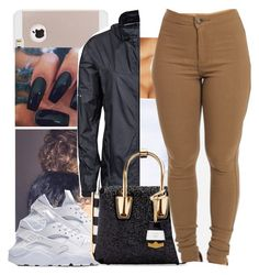 """This Ugly But ..."" by missy143lol ❤ liked on Polyvore featuring La Perla, NIKE, MCM, women's clothing, women, female, woman, misses and juniors"
