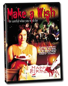 Erotic tension prevails when five very attractive lesbians (and one bisexual) go on their annual camping trip. Buff leading actress Moynan King (Mrs. Stevens Hears the Mermaids Singing, Queer As Folk) stars as Susan, the birthday girl who invites all her ex-girlfriends to join her for a weekend in the wild. But one by one someone is bumping them off — in classic slasher fashion!
