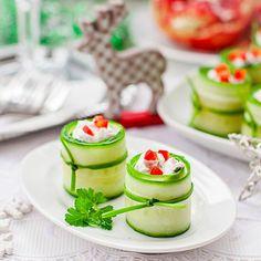 Roulés de concombre à la feta et olives #sansgluten http://ift.tt/2hqUMvA