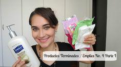 Productos Terminados / Empties No. 4  -  Parte I / Carla Calvo