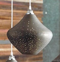 Roost Constellation Stardust Pendant Lamps