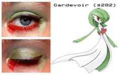 Pokémon Inspire Eye Catching Make-Up Pokemon Makeup, Pokemon Halloween, Geek Fashion, Concealer, Diy And Crafts, Luxury Fashion, Geek Stuff, Make Up, Cosplay