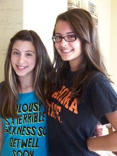 Lisa Cimorelli and Angela Malek