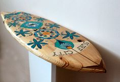 Surf City by Medusa Art Design