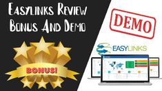 Easylinks Review |  Easylinks Bonus | Easylinks Demo Done With You, Up And Running, Growing Your Business, Getting Organized, Work On Yourself, Shop Organization