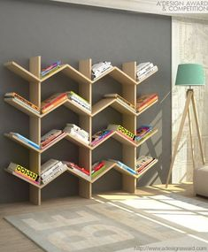 Modern shelving ideas with which you will be the best - Pa . Des idées d& modernes avec lesquelles vous serez le meilleur – Pa… Modern shelving ideas with which you will be the best – Page 9 of 11 – DIY Idees Creatives