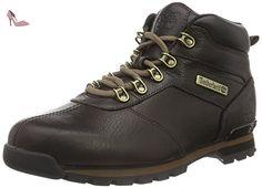 Timberland Splitrock 2, Bottes  Hommes, Marron (Dark Brown), 41.5 EU - Chaussures timberland (*Partner-Link)